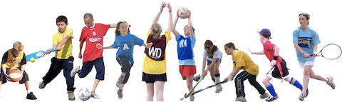 various-sports-groups